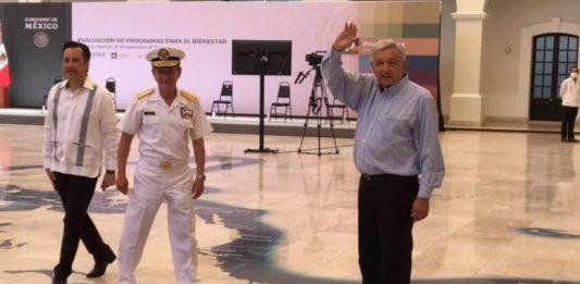 AMLO y la militarización de los puertos