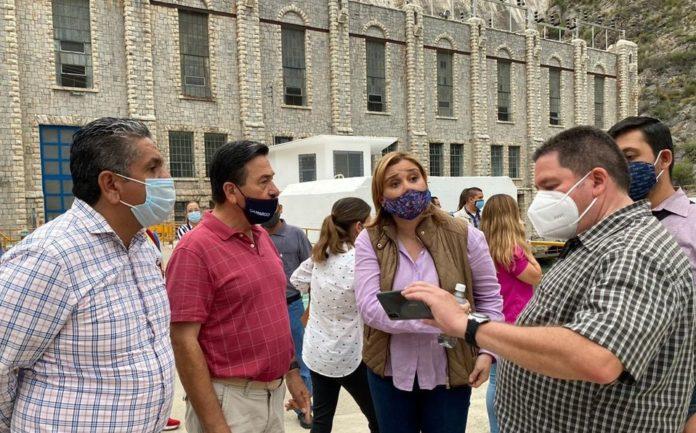 Alcaldes apoyan toma de presa