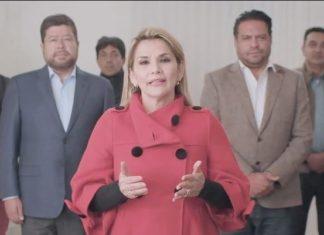 Áñez no va por presidencia de Bolivia