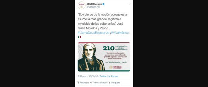 Llaman ciervo de la nación a Morelos