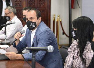Gobernador de Morelos reitera apoyo a AMLO