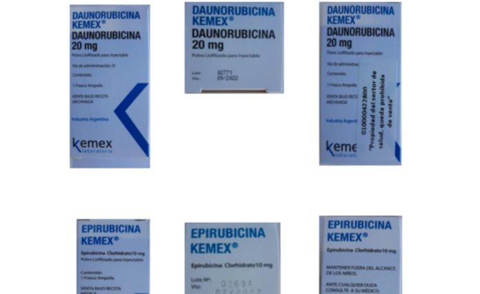 Cofepris confirma robo de medicamentos