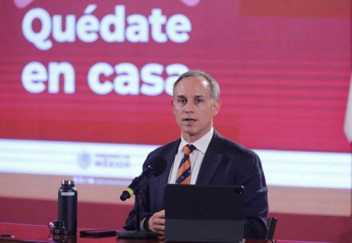 López-Gatell y el uso del cubrebocas