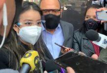 Padres de niños con cáncer presentan denuncia contra AMLO