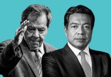 Muñoz ledo y Delgado dividen a Morena
