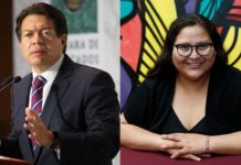 Delgado y Hernández ya son dirigentes de Morena ante el INE