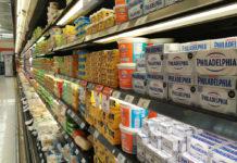 Retiran sanciones a productos lácteos