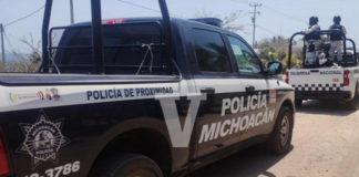 Asesinan a 7 en Michoacán