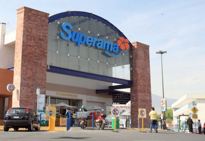 Superama se convierte en Walmart Express