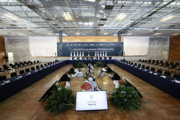 Alianza Federalista se reúne en Aguascalientes