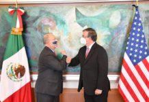 México el pago del agua a Estados Unidos