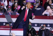 Trump, México y el muro fronterizo