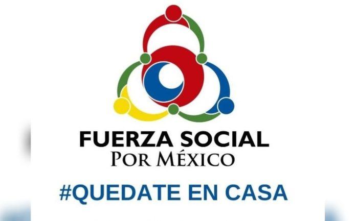 Fuerza Social por México ya es partido político