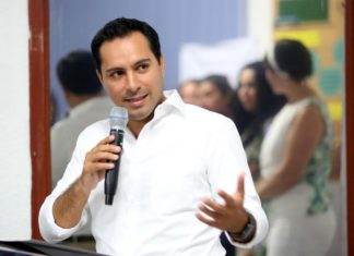 Gobernador de Yucatán se contagia de COVID