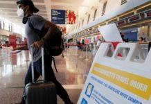 EU y las restricciones para viajar a México
