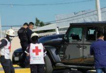 Matan mando policial en Reynosa