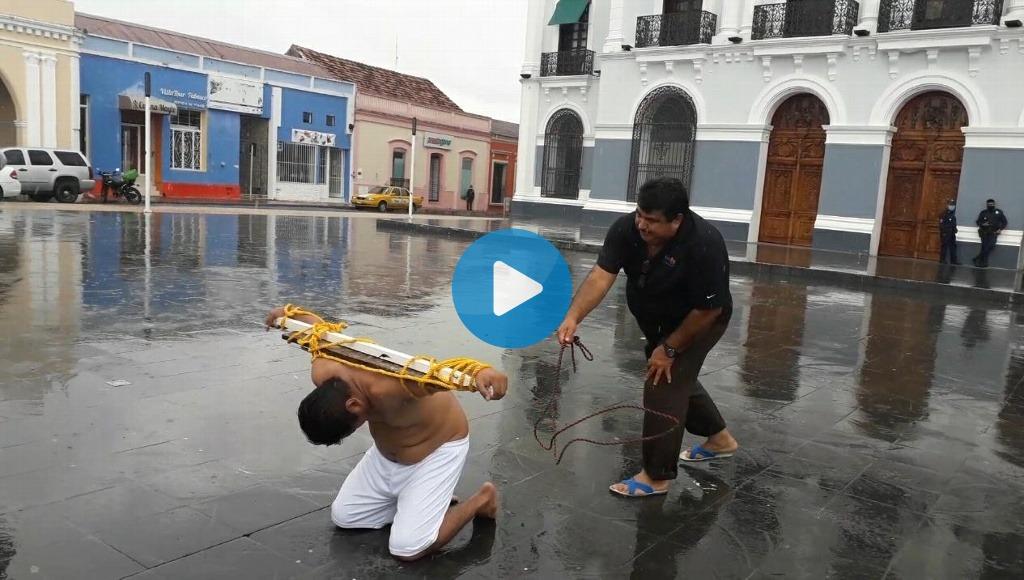 Exdelegado de flagela por inundaciones