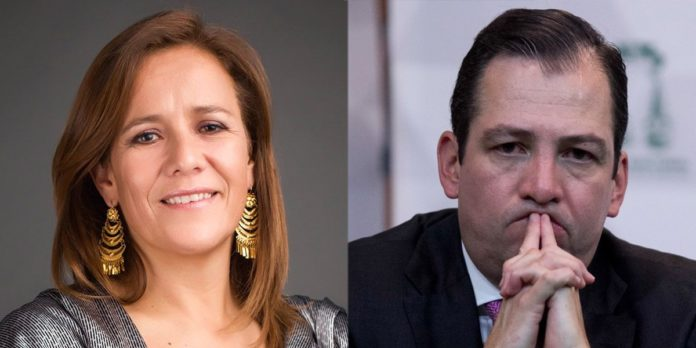 Margarita Zavala critica a magistrado del TEPJF