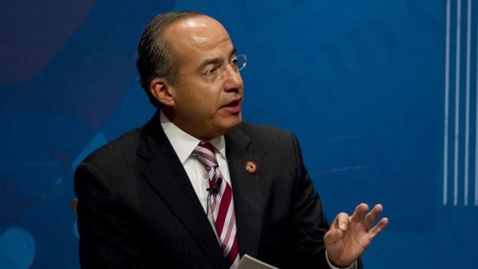 Calderón cuestiona al INE