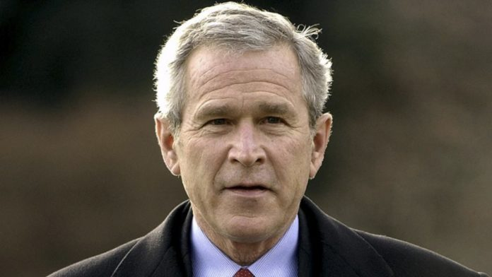 Bush felicita a Biden