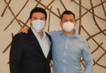 García y Colisio van por candidatura de MC en NL