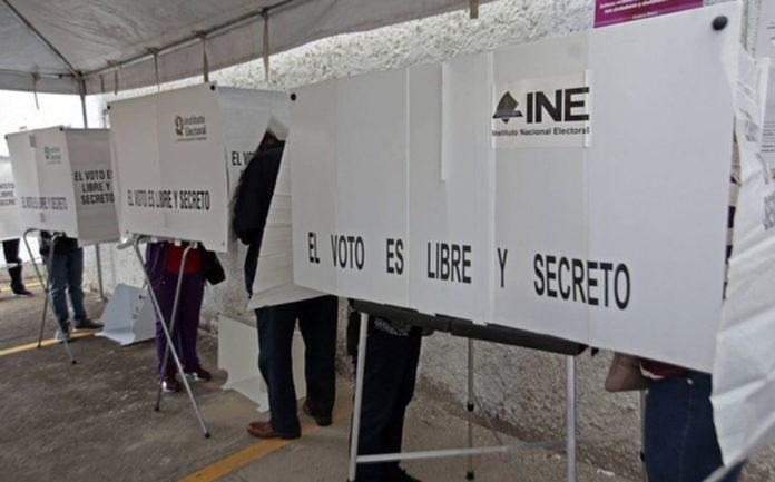 El covid y las elecciones en CDMX