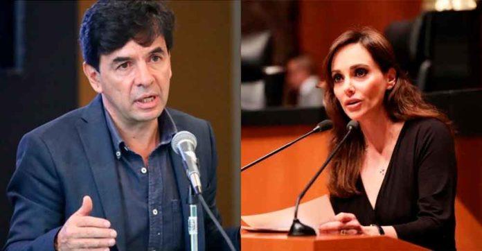 Lilly Téllez aclara señalamientos contra Ramírez Cuevas