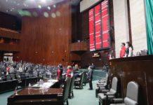 Diputados discuten presupuesto 2021