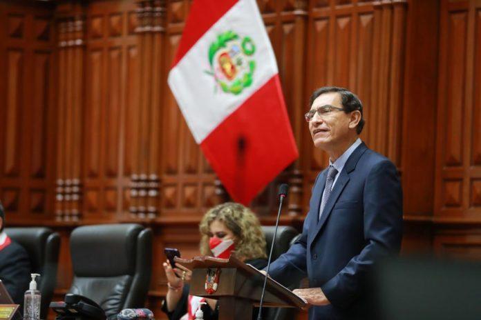 Avalan destituir al presidente de Perú