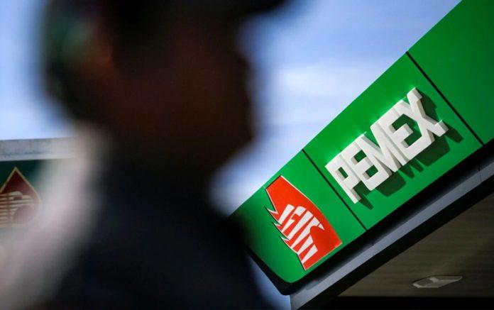 Pemex cobertura petrolera