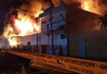 Reportan incendio en CMDX
