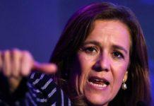 Margarita Zavala critica al nueva presidente del TEPJF