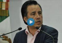 La pifia de Cuitláhuac García