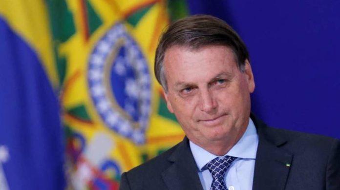 Bolsonaro llama maricones a brasileños