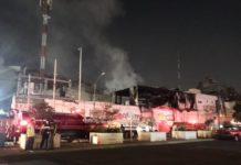 Sofocan incendio en Coyoacán