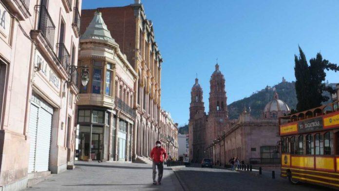 Zacatecas regresa a rojo