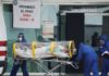 Hospitalización por Covid en el Valle de México