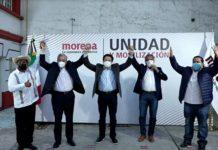 Morena presenta más candidatos