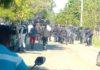 Desalojan a damnificados en Tabasco