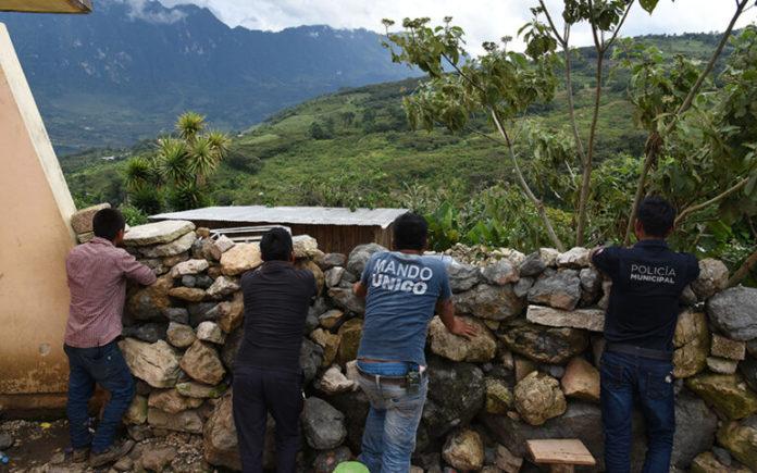 Denuncian disparos de paramilitares hacia Aldama, Chiapas