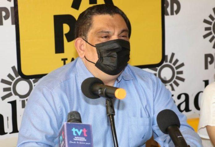 PRD rompe alianza en Tabasco