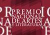 Publican acuerdo de Premio Nacional de Artes