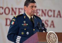Sandoval defiende prestigios del Ejército