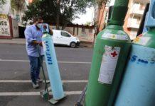 Fraudes en tanques de oxígeno