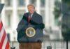 Piden destitución de Trump