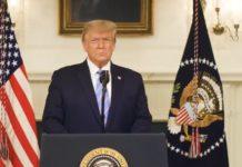 Trump acepta derrota