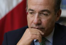 Calderón y la pandemia en CDMX