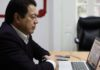 Mario Delgado y la sede alterna de Morena