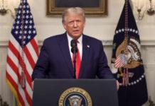 Trump aprueba estado de emergencia en Washington
