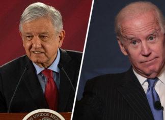 Morena no ve pleito entre AMLO y Biden